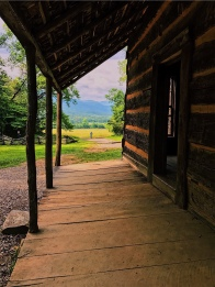 Cabin in Tennessee